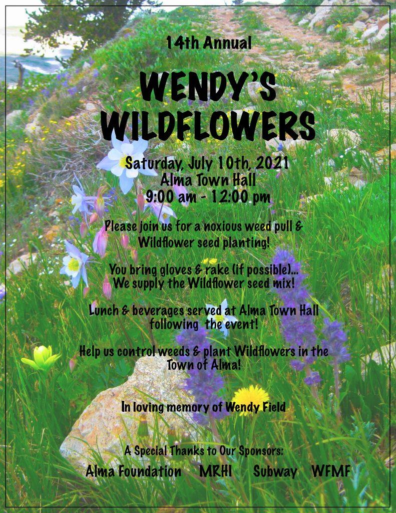 Wendy's Wildflowers
